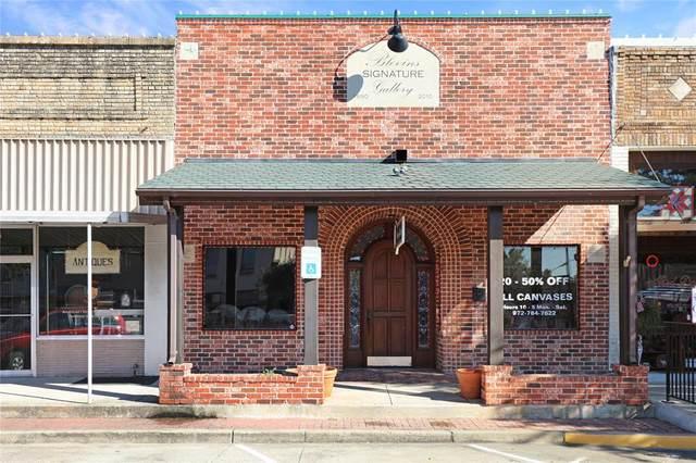 102 Mckinney Street, Farmersville, TX 75442 (MLS #14676183) :: KW Commercial Dallas