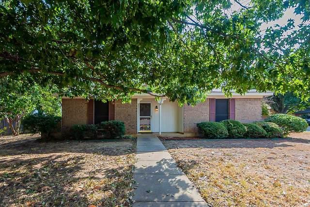 5405 Jason Drive, Arlington, TX 76016 (MLS #14676197) :: The Heyl Group at Keller Williams