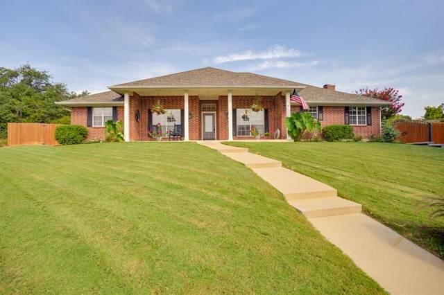 7608 Plaza Ridge Court, Fort Worth, TX 76179 (MLS #14676203) :: The Juli Black Team