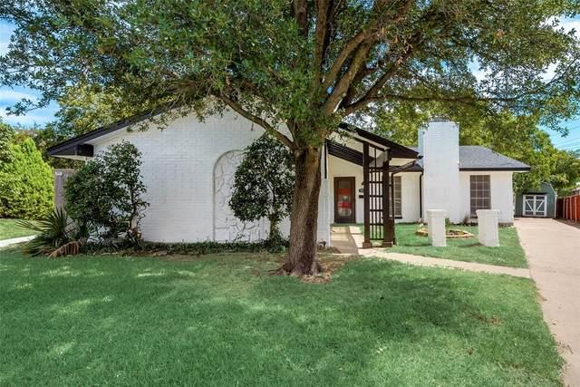 1910 Kirkwood Circle, Carrollton, TX 75006 (MLS #14676216) :: Real Estate By Design