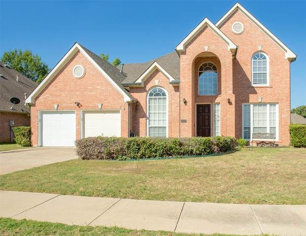 3705 Cripple Creek Court, Bedford, TX 76021 (MLS #14676217) :: Epic Direct Realty