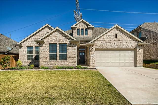 14632 Donner Trail, Fort Worth, TX 76262 (MLS #14676222) :: Trinity Premier Properties