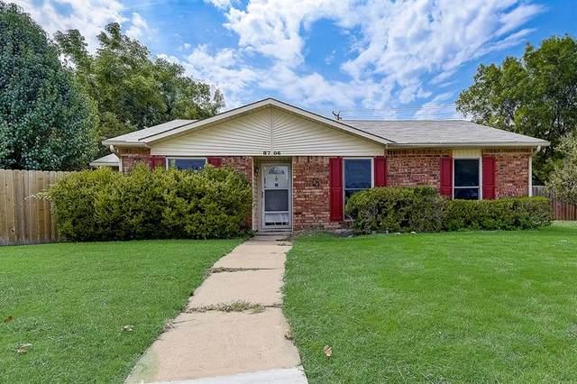 8706 Westfield Drive, Rowlett, TX 75088 (MLS #14676229) :: The Good Home Team