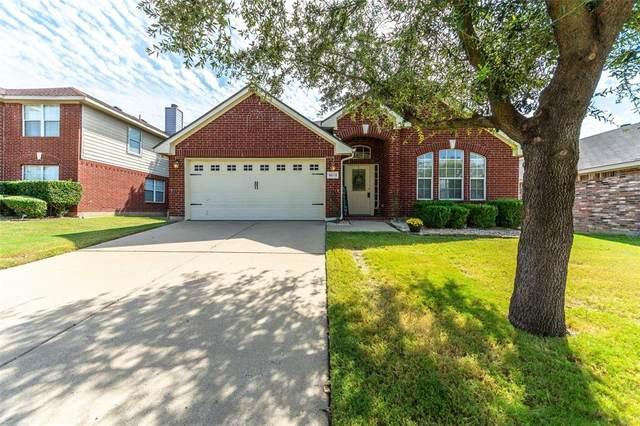 9213 Harrisburg Lane, Mckinney, TX 75071 (MLS #14676232) :: Real Estate By Design