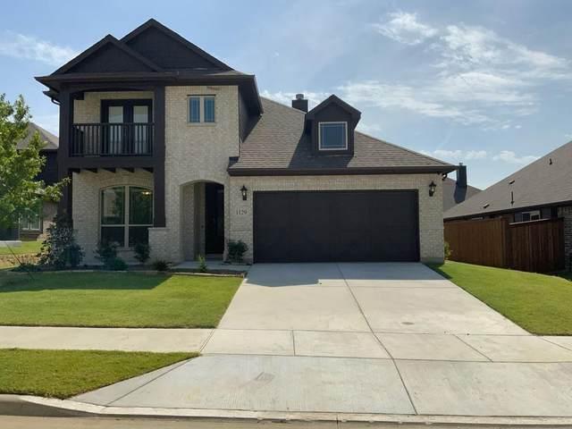 1129 Quail Dove Drive, Little Elm, TX 75068 (MLS #14676243) :: The Good Home Team