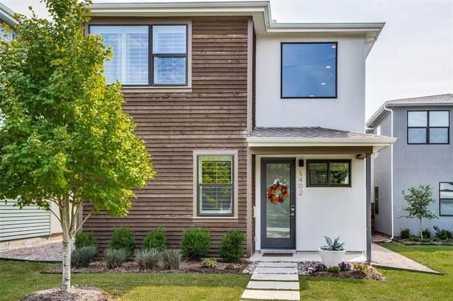 5402 Anita Street, Dallas, TX 75206 (MLS #14676249) :: The Good Home Team