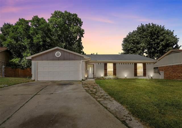 1003 Judy Lynn Drive, Arlington, TX 76014 (MLS #14676264) :: The Property Guys