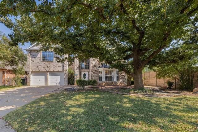 1900 Ring Teal Lane, Flower Mound, TX 75028 (MLS #14676287) :: VIVO Realty