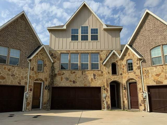 7100 Lost Star Court, Fort Worth, TX 76132 (MLS #14676290) :: The Heyl Group at Keller Williams