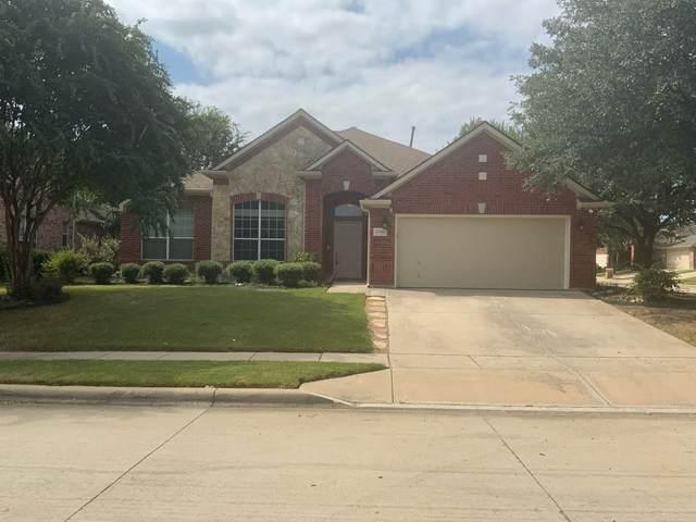 4300 Briarcreek Drive, Fort Worth, TX 76244 (MLS #14676291) :: The Heyl Group at Keller Williams
