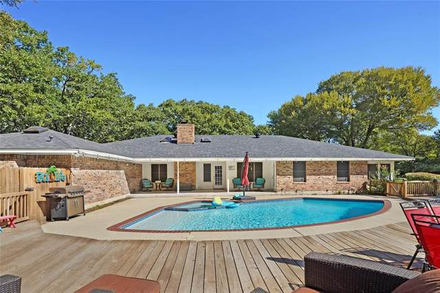 116 E Lake Drive, Weatherford, TX 76087 (MLS #14676298) :: The Hornburg Real Estate Group