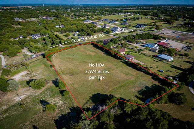 00 Country Club Road, Lucas, TX 75002 (MLS #14676305) :: The Property Guys