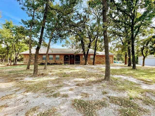 380 Woodbine Estates Road, Gainesville, TX 76240 (MLS #14676312) :: Frankie Arthur Real Estate