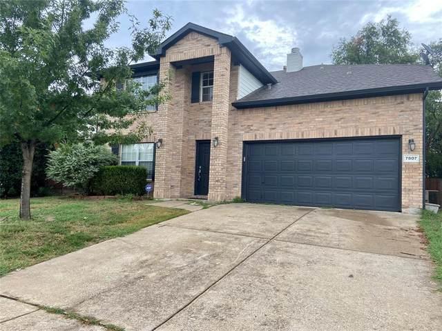 7807 Salton Lane, Arlington, TX 76001 (MLS #14676315) :: Real Estate By Design