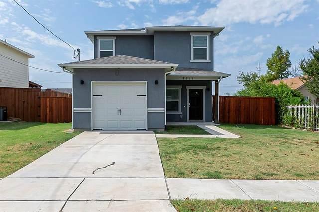 2511 Jim Street, Dallas, TX 75212 (MLS #14676326) :: The Heyl Group at Keller Williams