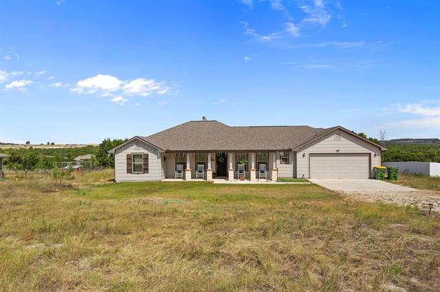 513 Brazos Hills Drive, Weatherford, TX 76087 (MLS #14676336) :: The Good Home Team