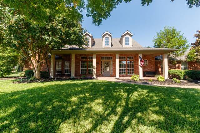 6003 Rathbone Drive, Allen, TX 75002 (MLS #14676358) :: The Good Home Team
