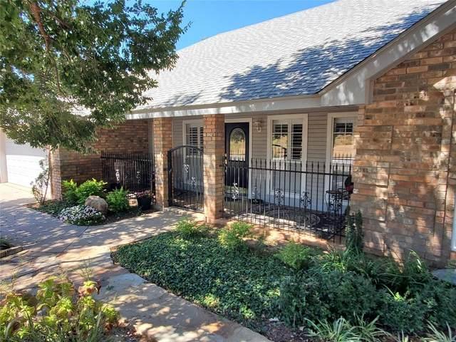 2210 Rim Rock Road, Abilene, TX 79606 (MLS #14676373) :: Texas Lifestyles Group at Keller Williams Realty