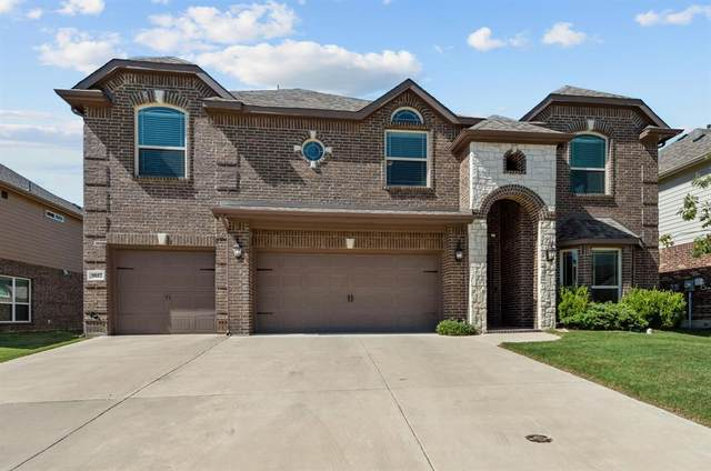 9817 Yellow Cup Drive, Fort Worth, TX 76617 (MLS #14676380) :: Trinity Premier Properties