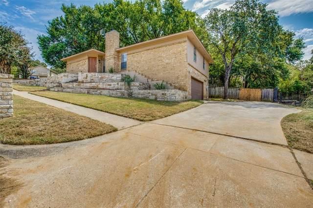 2208 Crooked Oak Court, Arlington, TX 76012 (MLS #14676389) :: The Property Guys