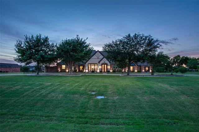 215 Robin Ridge, Sunnyvale, TX 75182 (MLS #14676391) :: Real Estate By Design