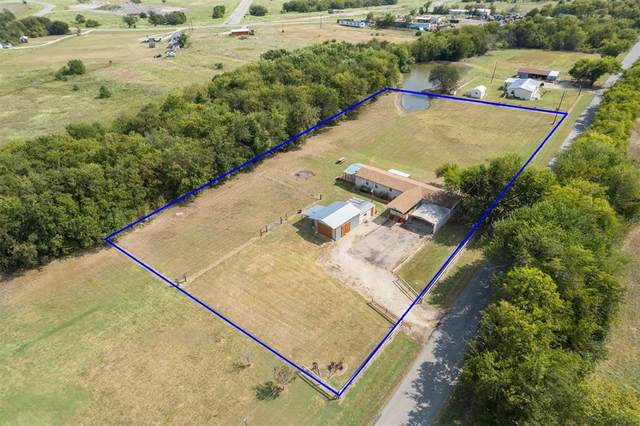 3907 County Road 4425, Commerce, TX 75428 (MLS #14676404) :: The Star Team | Rogers Healy and Associates