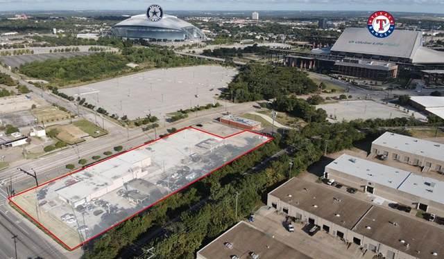601 Stadium Drive, Arlington, TX 76011 (MLS #14676410) :: VIVO Realty