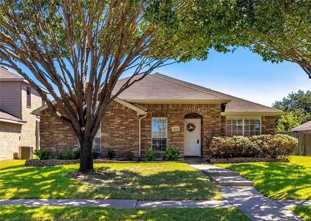 2618 Crosscreek Lane, Mesquite, TX 75181 (MLS #14676412) :: Real Estate By Design