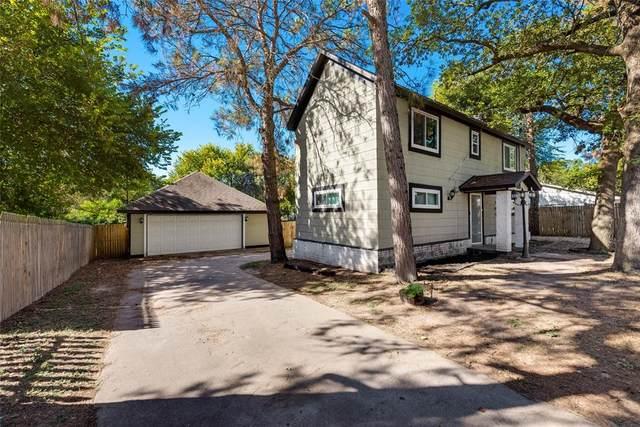 206 E Akard Street, Weatherford, TX 76086 (MLS #14676425) :: The Good Home Team