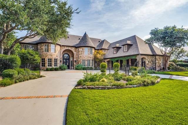 3508 Cedar Falls Lane, Plano, TX 75093 (MLS #14676427) :: Real Estate By Design