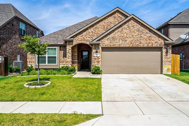 713 Lake Sierra Way, Little Elm, TX 75068 (MLS #14676430) :: The Good Home Team