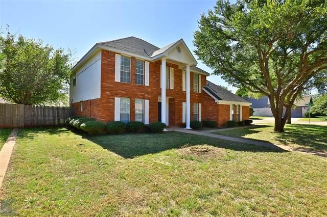 34 Pebble Beach Street, Abilene, TX 79606 (MLS #14676434) :: Robbins Real Estate Group