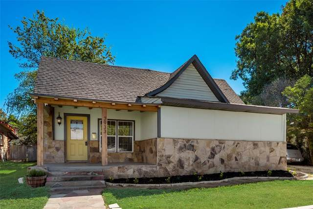 2933 James Avenue, Fort Worth, TX 76110 (MLS #14676436) :: The Hornburg Real Estate Group