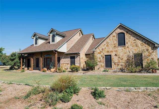 5584 Justine Place, Benbrook, TX 76126 (MLS #14676440) :: The Hornburg Real Estate Group