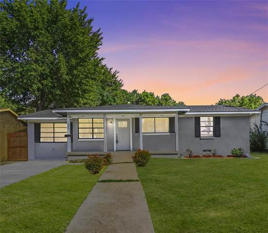1807 Brake Drive, Carrollton, TX 75006 (MLS #14676476) :: The Property Guys