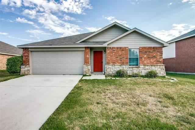 12800 Carpenter Lane, Rhome, TX 76078 (MLS #14676479) :: VIVO Realty