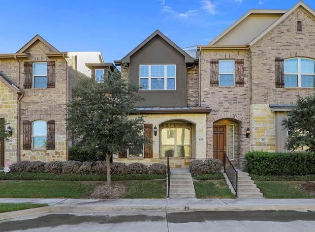 829 Rohan Drive, Richardson, TX 75081 (MLS #14676493) :: The Good Home Team