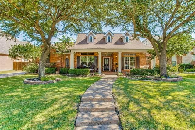 9306 Royal Burgess Drive, Rowlett, TX 75089 (MLS #14676496) :: The Good Home Team