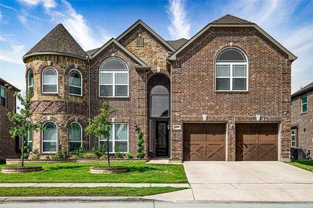 4209 Mineral Creek Trail, Prosper, TX 75078 (MLS #14676501) :: Real Estate By Design