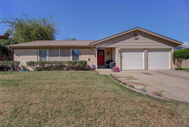 121 Julie Drive, Crowley, TX 76036 (MLS #14676505) :: All Cities USA Realty