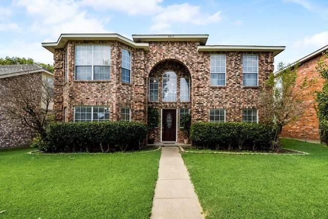 7817 Gibsland Drive, Plano, TX 75025 (MLS #14676513) :: The Good Home Team