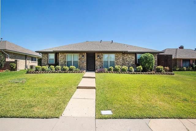 3802 Vista Woods Drive, Carrollton, TX 75007 (MLS #14676531) :: Real Estate By Design