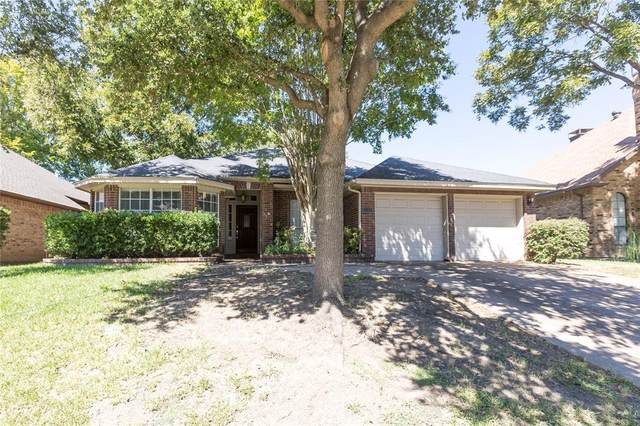3321 Paint Brush Lane, Bedford, TX 76021 (MLS #14676534) :: Epic Direct Realty