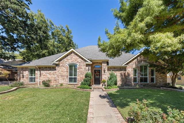 5605 Glacier Lake Drive, Arlington, TX 76013 (MLS #14676544) :: Trinity Premier Properties