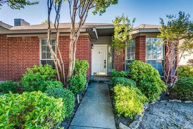 1008 Glencrest Drive, Cedar Hill, TX 75104 (MLS #14676549) :: Real Estate By Design