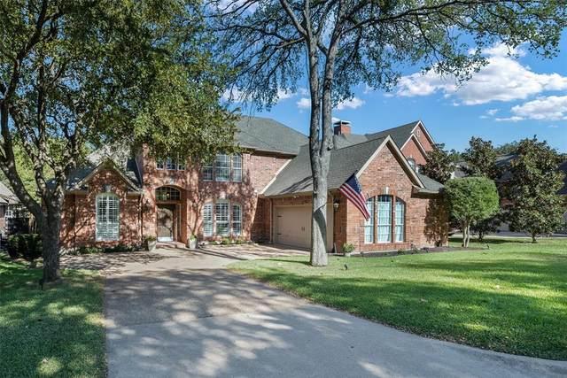 2613 Greenway Drive, Mckinney, TX 75072 (MLS #14676550) :: The Good Home Team