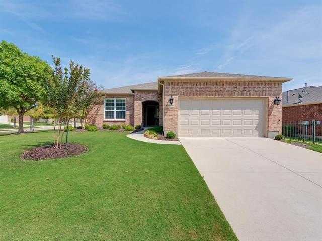 6586 Festival Lane, Frisco, TX 75036 (MLS #14676551) :: Real Estate By Design