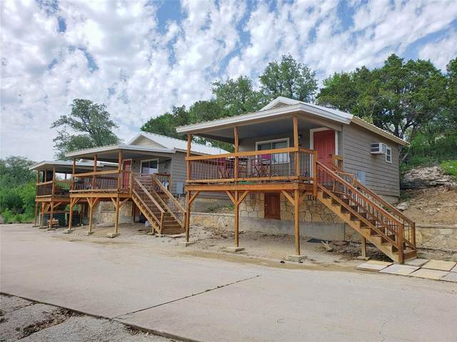 200 Retreat Drive, Possum Kingdom Lake, TX 76450 (MLS #14676568) :: The Good Home Team