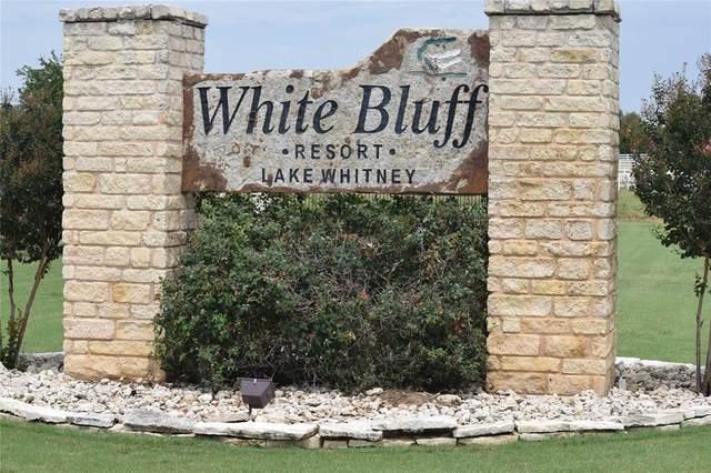 1665 White Bluff Drive, Whitney, TX 76692 (MLS #14676574) :: The Kimberly Davis Group