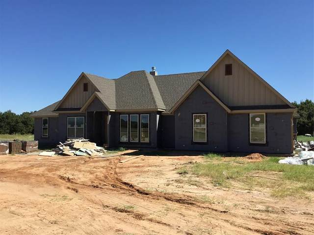 1096 Paradise Parkway, Poolville, TX 76487 (MLS #14676588) :: The Russell-Rose Team